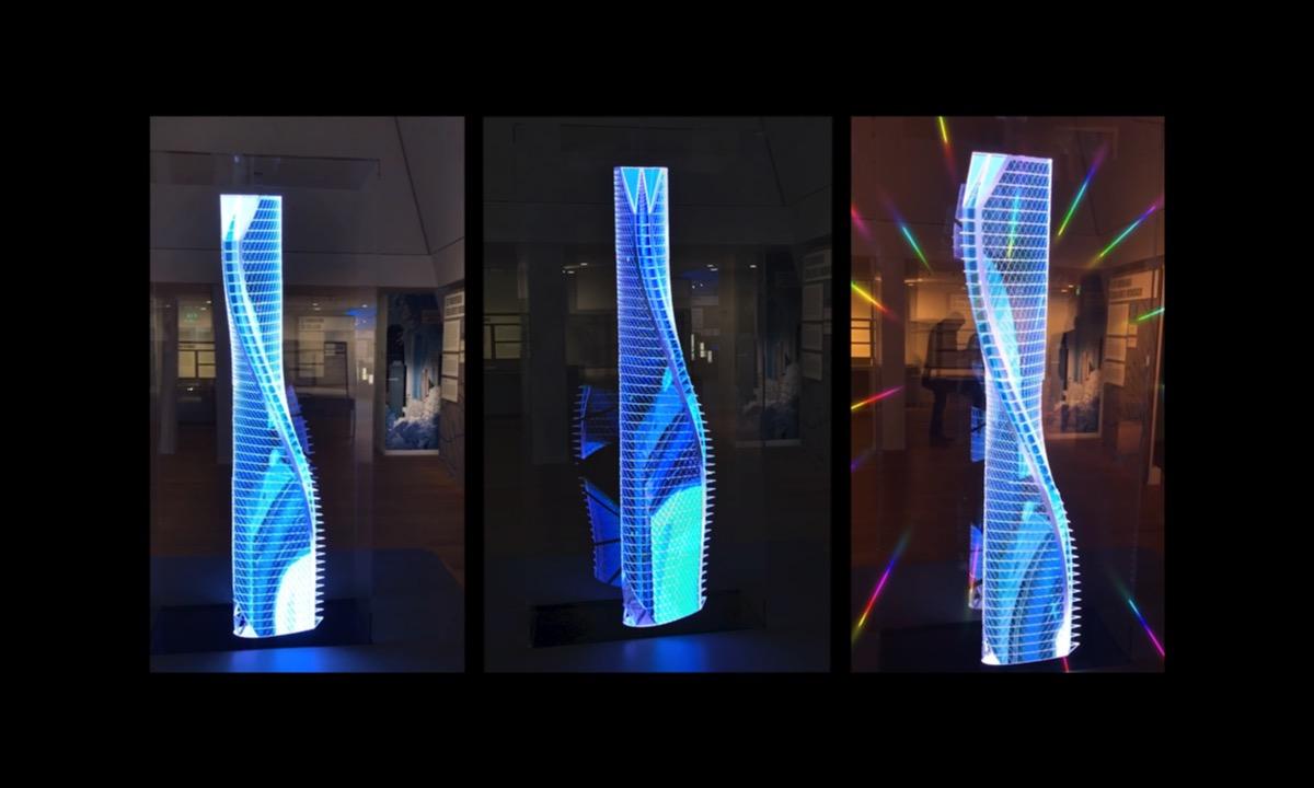 Hologramme – Citéco Largo Winch
